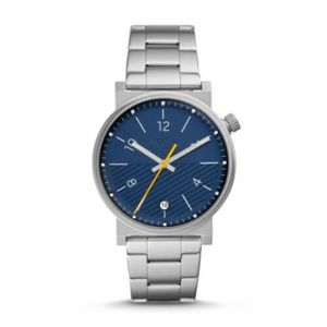 Fossil FS5509 Barstow Stainless Steel Watch